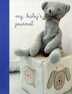 My Baby's Journal (Blue) (Journal Gift Book) (Stationery), Ryland. 9781845977160