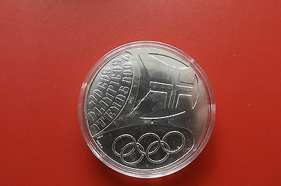 *Portugal 10 Euro Silber 2004 *Olympia  Athen 2004 (KOF 2)