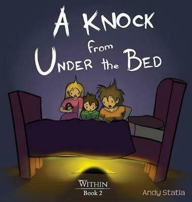 A Knock from Under the Bed by Andy Statia (English) Hardcover Book Free Shipping