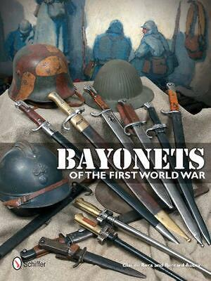 Bayonets of the First World War by Claude Bera (English) Hardcover Book