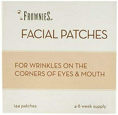 Facial Patches for Wrinkles on Corners of Eyes & Mouth Reduce Fine Lines 144pcs