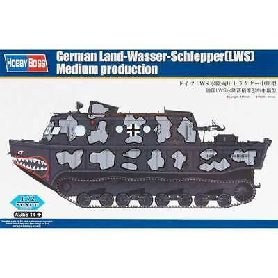 NEW Hobby Boss 1/72 German Land-Wasser-Schleper Mid Proudct HY82919