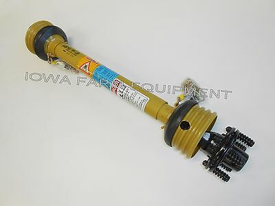 Vicon PTO Shaft for Vicon Pendulum Spreaders: PS203, PS225, PS403, PS603, PS604