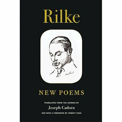Rilke: New Poems - Paperback NEW Rainer Maria Ri 13 Sept. 2016