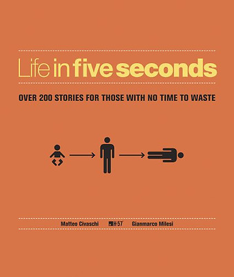 Life in Five Seconds: Over 200 Stories for Those With N - Flexibound NEW Gianmar