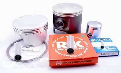 ProX Piston Kit Bore 70.50 mm 01.3304.050 For Suzuki TS250 Savage