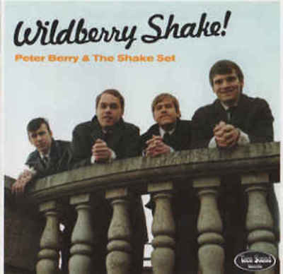 Berry, Peter & the Shake Set - Wildberry Shake! CD NEU OVP