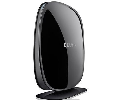 Belkin N600 Dual Band Wireless ADSL2+ Modem Router Phone Line Connection ADSL