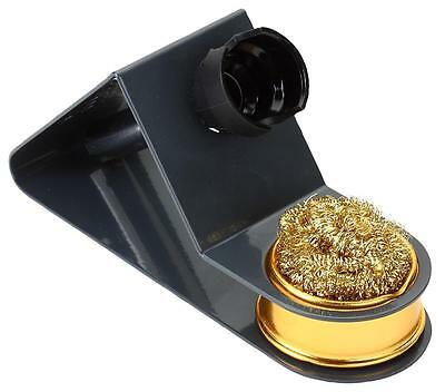 HI QUALITY Soldering Iron Stand Holder with Brass BALL for Welding Metalwork