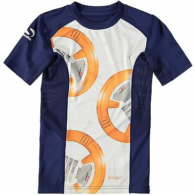 Sondico Kids Star Wars Baselayer Top Junior Boys Elastic Training Sport Optivent