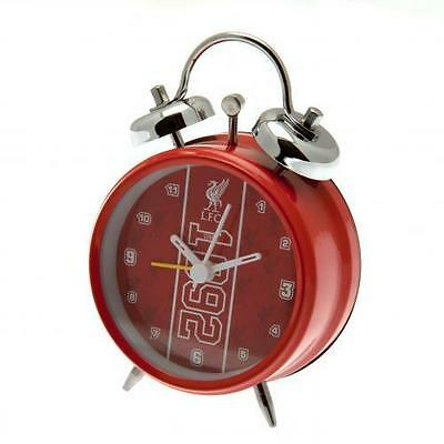 Liverpool Football Club - Est 1892 Mini Alarm Clock - New & Official In Pack