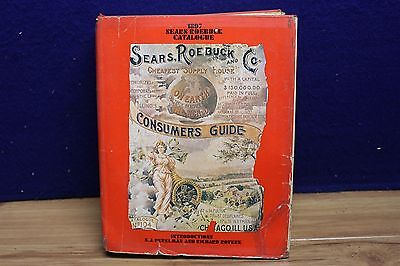 1968 Reissue 1897 Sears Roebuck Catalogue Consumers Guide  547647