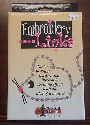 amazing designs embroidery links embroidery software