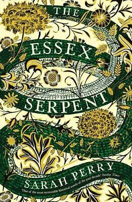 The Essex Serpent: The number one bestseller and British Book... by Perry, Sarah