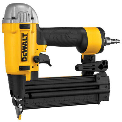 DEWALT Precision Point 18 Gauge 2-1/8 in. Brad Nailer Kit DWFP12233 New