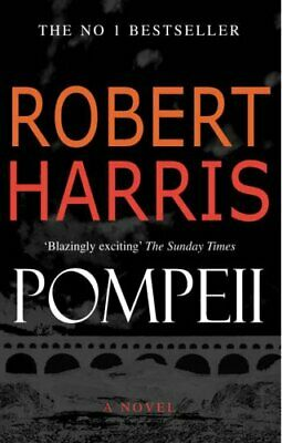 Pompeii by Harris, Robert Paperback Book The Cheap Fast Free Post