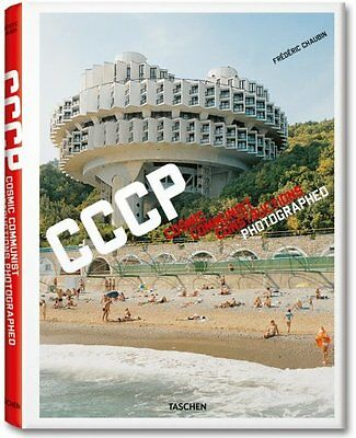 Frederic Chaubin: Cosmic Communist Constructions Photographed New Hardcover Book