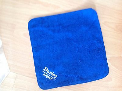 Darley Stud, Horse racing Promo Items, Long Blue Scarf, & Small Fennel -Both NEW