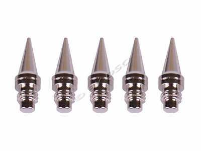 5 x Spare Soldering Iron Tips Screw in Type