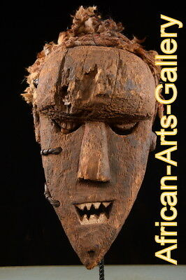 51330 old mask of Salampusu,DR Congo, Africa