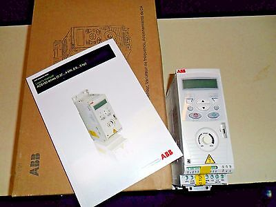 ABB ACS150-03U-04A1-4 NEW IN BOX   acs150 2 hp Variable Frequency Drive