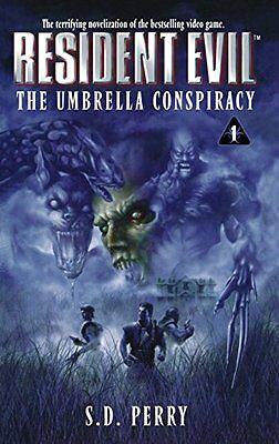 Umbrella Conspiracy (Resident Evil), Perry, S. D. Paperback Book The Cheap Fast