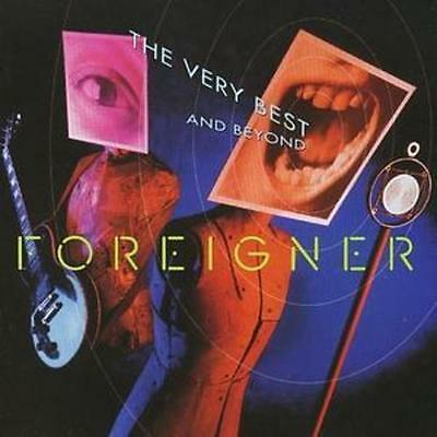 FOREIGNER THE VERY BEST OF AND BEYOND CD (Greatest Hits)