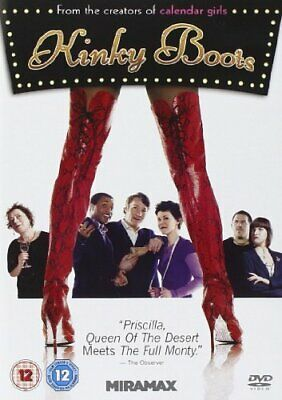 Kinky Boots [DVD] - DVD  UCVG The Cheap Fast Free Post