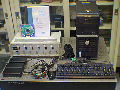 Ocean Optics S2000-TR 6 Spectrometer Spectrograph System 340-1026nm Complete USB