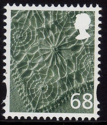 GB Northern Ireland 2011 Regional Definitive 68p SG NI101 MNH