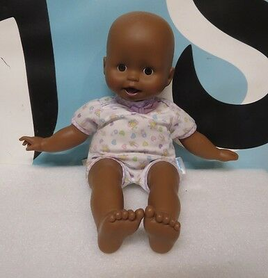 Fisher Price Little Mommy Doll African American Bottles & Hearts Outfit