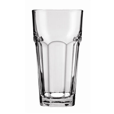 6 Anchor Hocking 12oz New Orleans Cooler Glasses 7733U Restaurant Wholesale Bulk