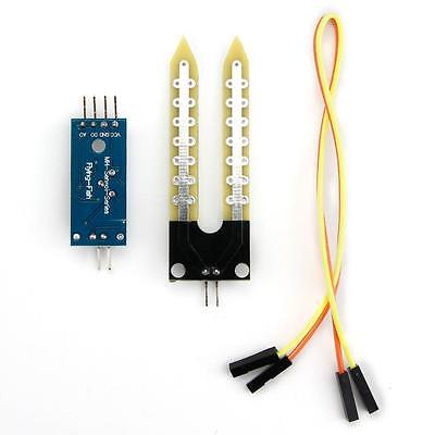 1pcs Moisture Sensor Soil Hygrometer Humidity Detection Module For Arduino #5