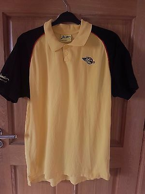 Jordan F1 Vintage Grand Prix Polo Shirt Size Xl