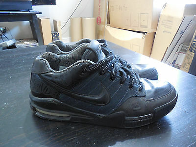 hot sale online 48e27 c6311 Nike Air Force Formidable 2 Low 2006 25TH Anniversary Black History Mens 9.5