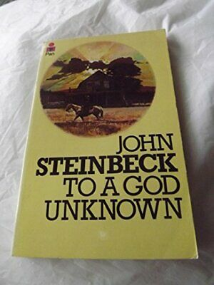 To a God Unknown by Steinbeck, John Paperback Book The Cheap Fast Free Post