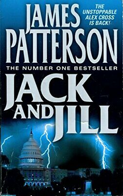 Jack and Jill by Patterson, James Book The Cheap Fast Free Post