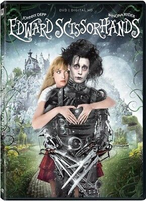 Edward Scissorhands: 25th Anniversary [New DVD] Anniversary Edition, Digitally