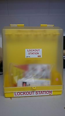 Lockout Basic Station with Lid - LST-1L