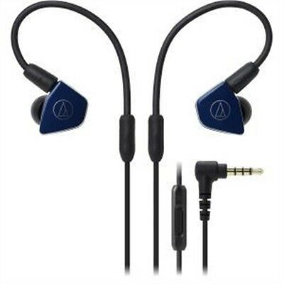 Audio-Technica ATH-LS50iS In-Ear Headphones with In-line Mic & Control