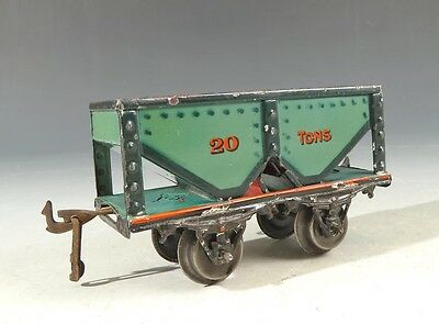 S 26306 Originaler Bing uralt 20 Tons Wagen in Spur 0