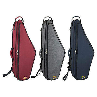 Tom & Will 36TS Series Tenor Saxophone Sax Gig Bag in Various Colours