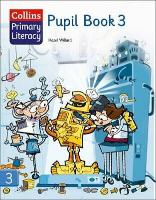 Collins Primary Literacy - Pupil Book 3: Pupil Bo... by Willard, Hazel Paperback