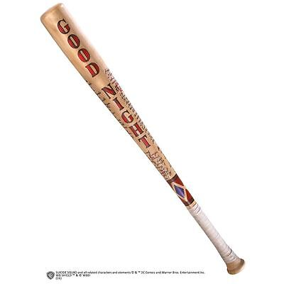 Official Suicide Squad Harley Quinn Baseball Bat by The Noble Collection