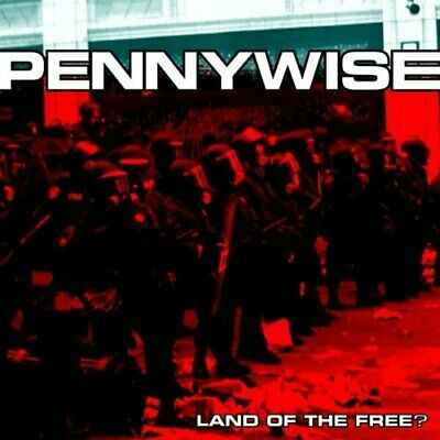 Pennywise - Land of the Free - Pennywise CD YFVG The Cheap Fast Free Post The