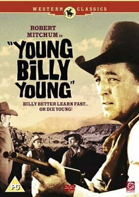 Young Billy Young [DVD] - DVD  RGVG The Cheap Fast Free Post