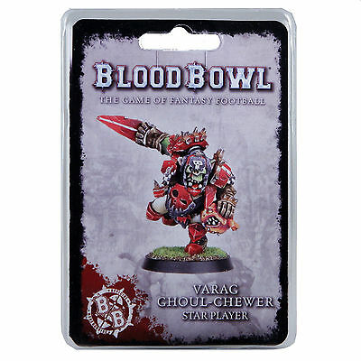 Blood Bowl Star Player Varag Ghoul Chewer Fantasy Football Forge World