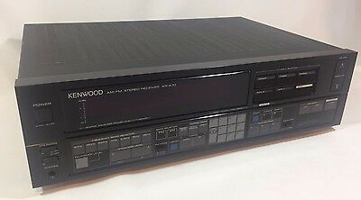 Vintage KENWOOD KR-A70 AM-FM Stereo RECEIVER TUNER AMPLIFIER