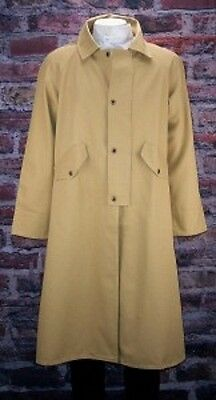 SASS cowboy clothing/steampunk size MEDIUM  DUSTER-DISCOUNTED-FRONTIER CLASSICS