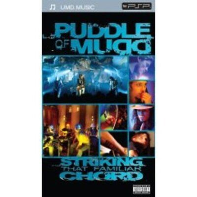 Puddle Of Mudd - Striking That Familiar Chord DVD NEU OVP